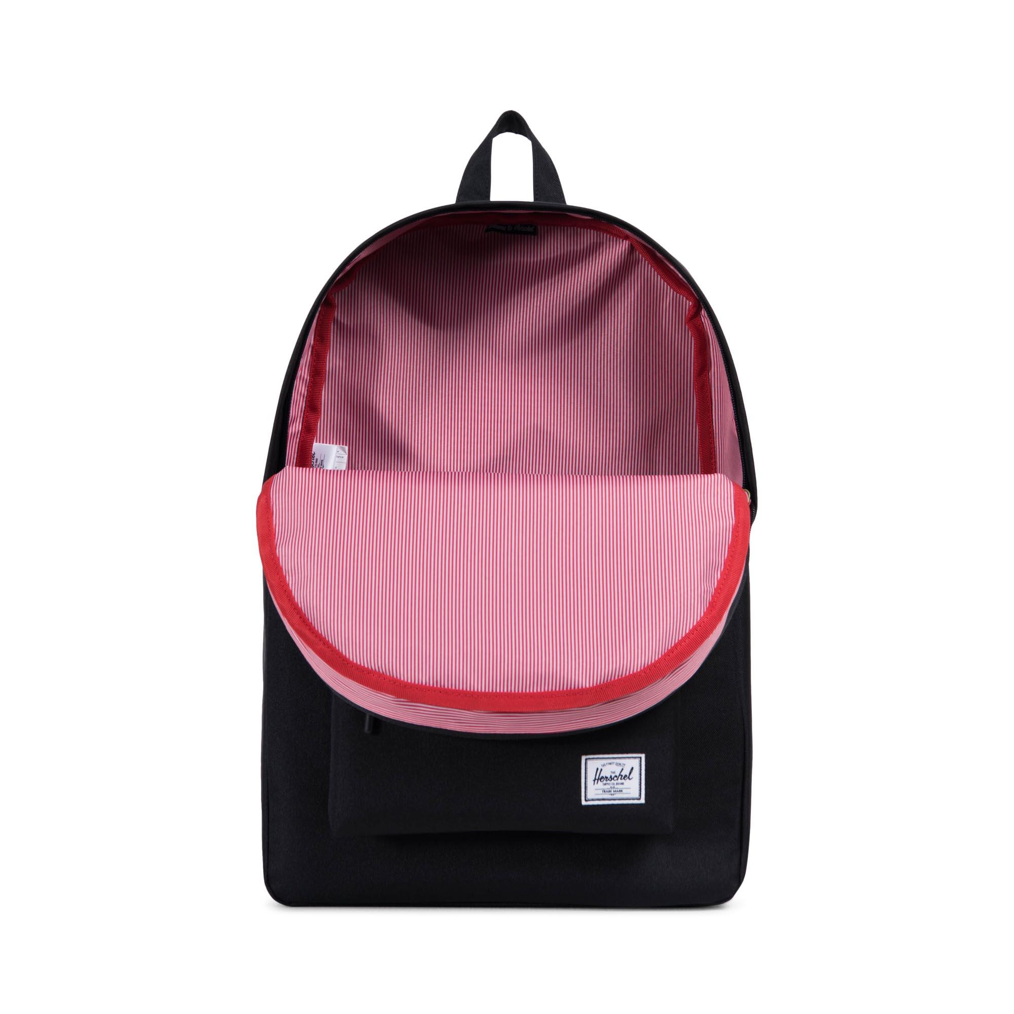 Herschel Rucksack Classic Backpack black 10001-00001 F18-HT1