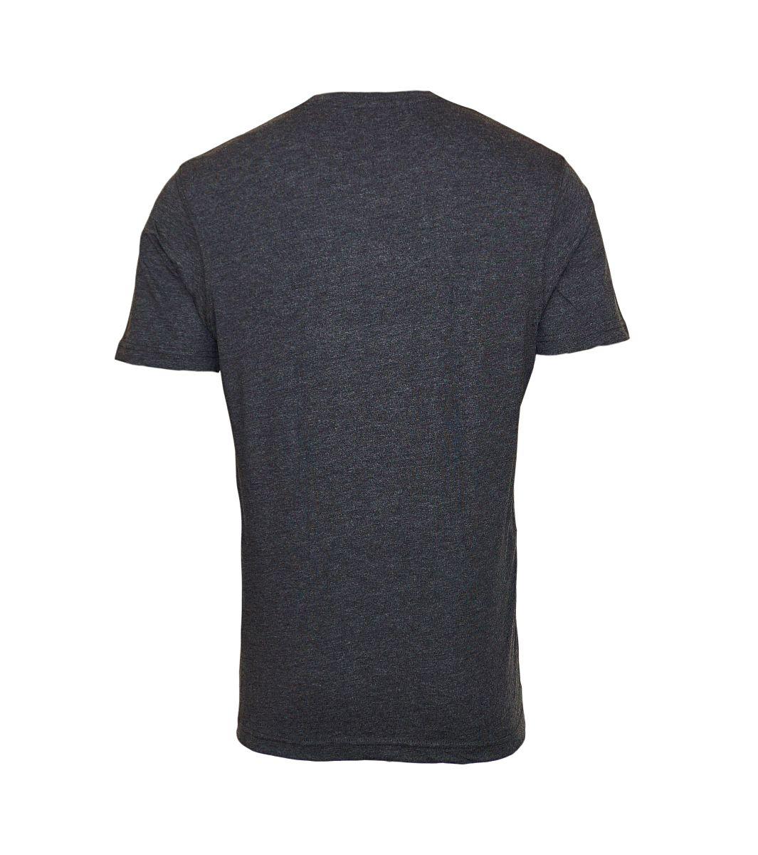 Daniel Hechter 2er Pack T-Shirts Rundhals 76001 172972 970 anthrazit melange SH17-DH2P