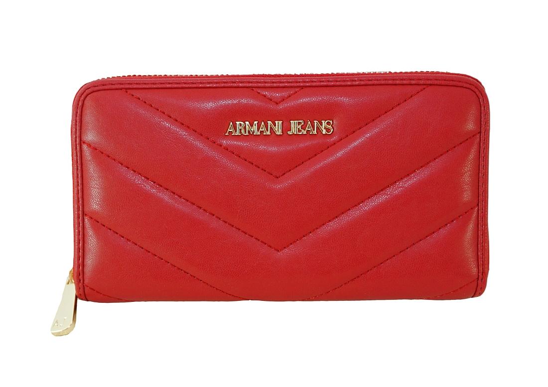 Armani Jeans Geldbörse Börse 928032 6A718 00176 bordeaux HW16