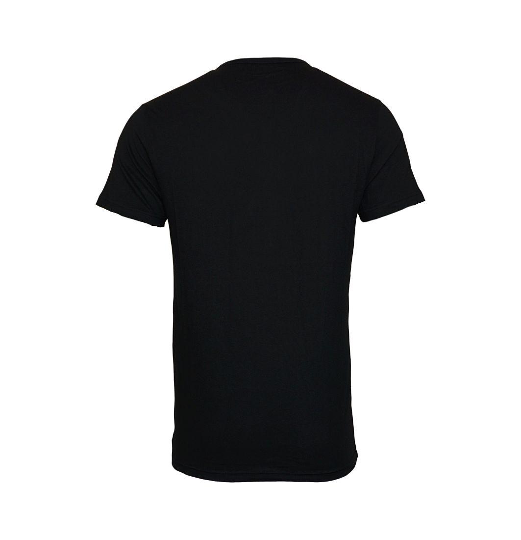 Emporio Armani 2er Pack T-Shirts Rundhals 111267 7A722 50720 NERO/MILITARE SH17-EA2PT