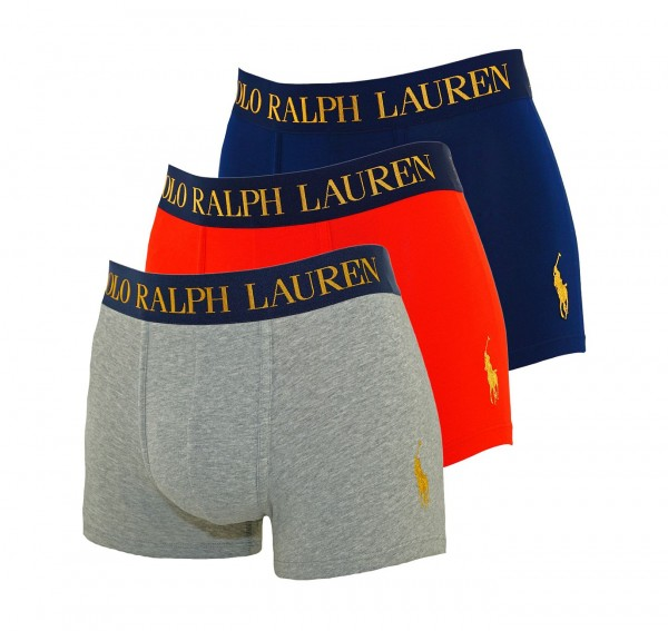 Ralph Lauren 3er Pack Trunk Shorts 71476805 3001 multicolor SH19-RL1