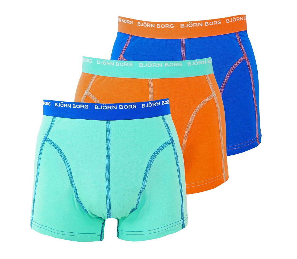 Björn Borg 3er Pack Shorts Boxershorts Unterhosen Shorts 161803 108023 30331 HW16