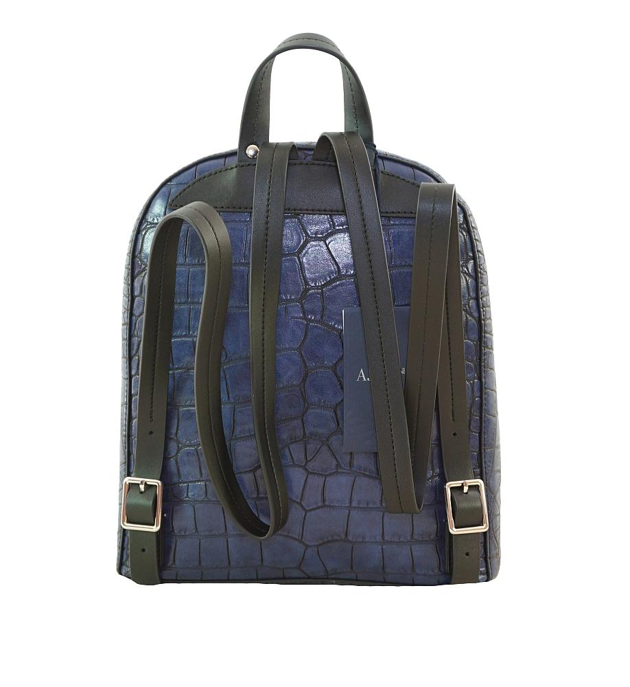Armani Jeans Tasche Rucksack 922147 6A711 31835 dark navy HW16