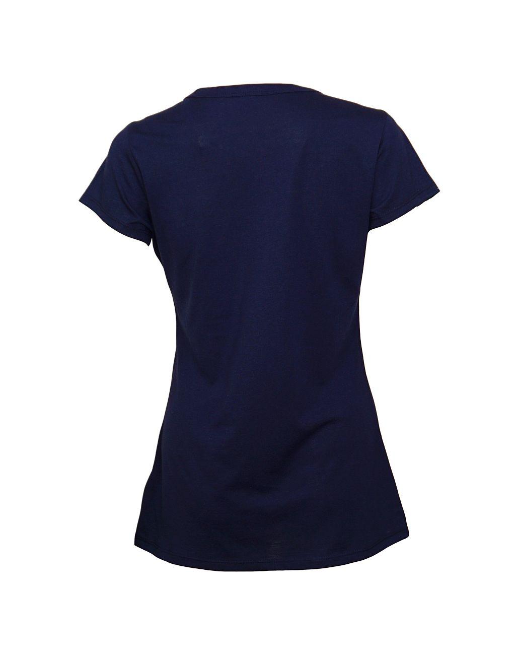 G-Star RAW Damen Shirt T-Shirt Eyben slim D04432 2757 6067 Sartho Blue F18-GSD1