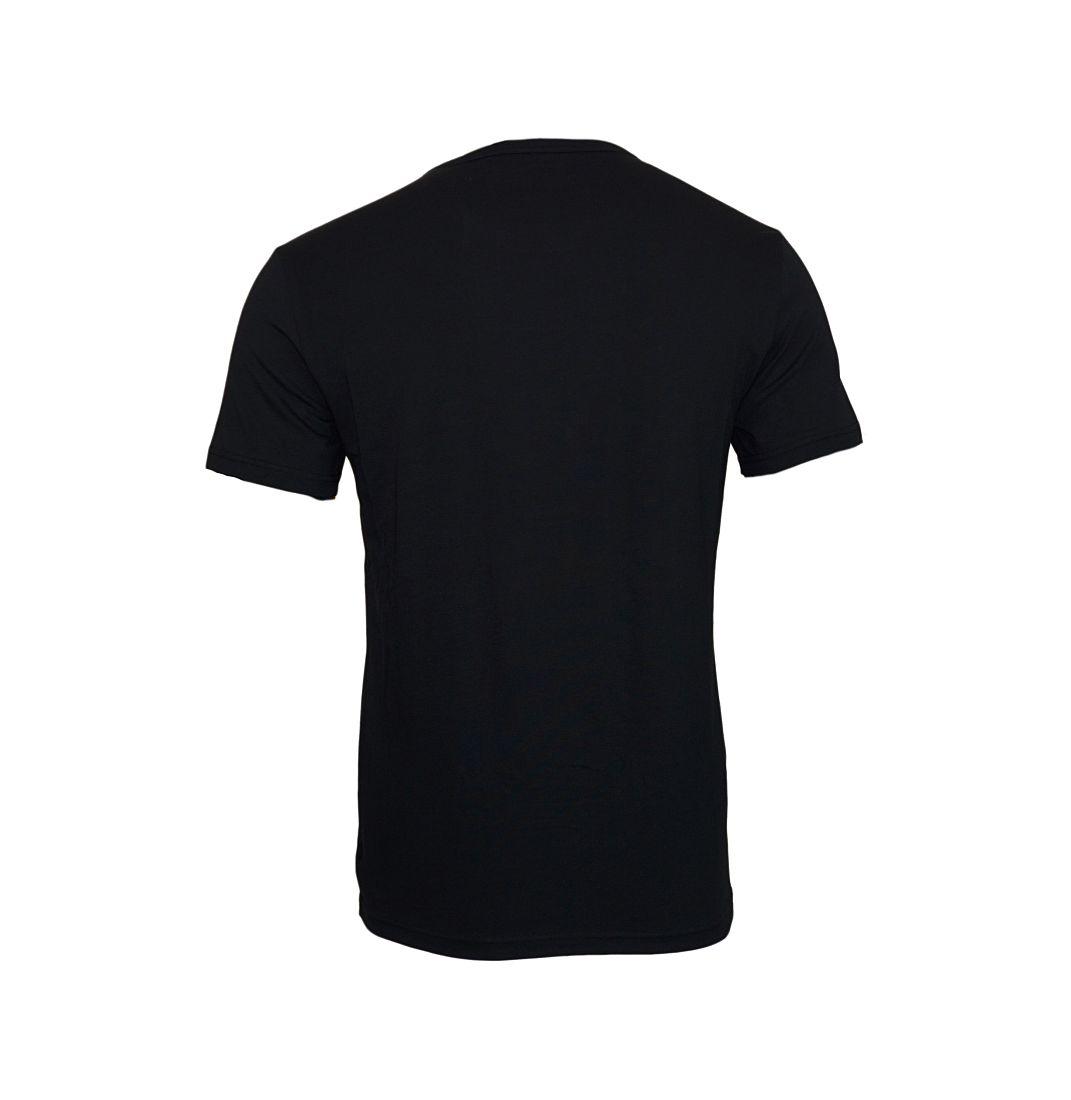 Emporio Armani 2er Pack T-Shirts Rundhals 111267 7A717 07320 NERO/NERO SH17-EA2PT