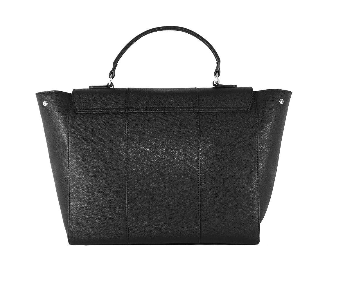 Armani Jeans Tasche Borsa Top Handle 922562 CC857 00020 Nero Handtasche S17-AJT1