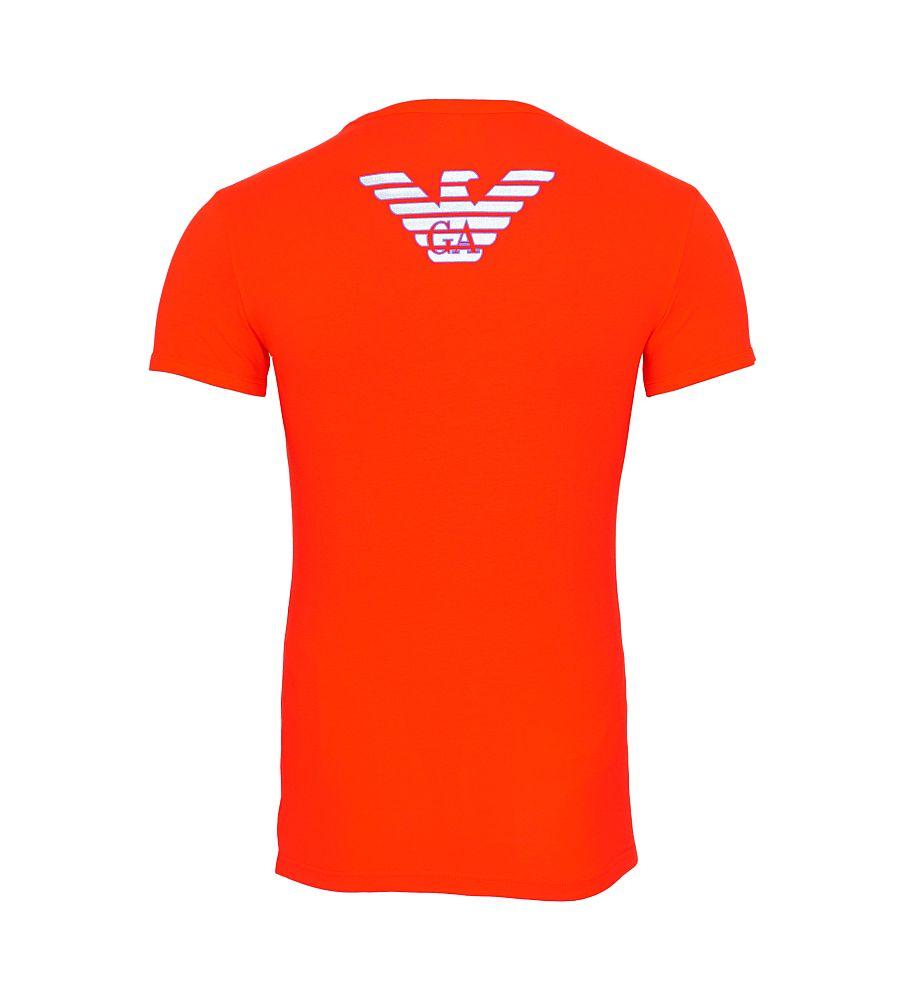 EMPORIO ARMANI T-Shirt Shirt rot 111035 6A725 00074 ROSSO HW16-EA-1
