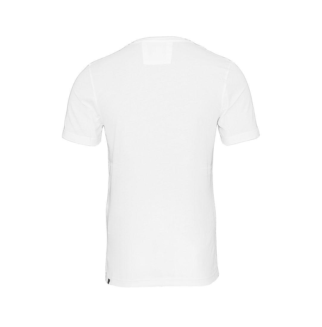 Strellson 2er Pack T-Shirts V-Ausschnitt 30003194 weiss SH17-STTS1