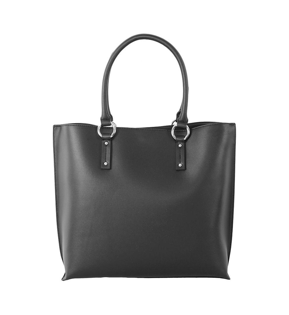 Armani Jeans Tasche Handtasche f. Damen C521Y S4 12 Nero Black HW16