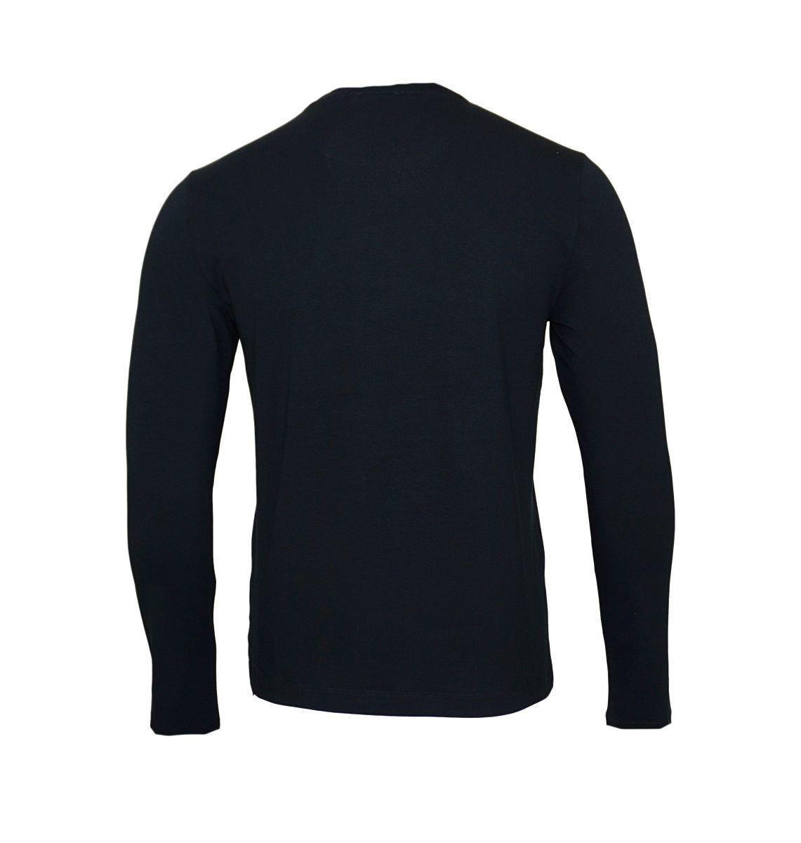EA7 Emporio Armani Longsleeve Shirt T-Shirt 6YPTB3 PJ20Z 1578 Night Blue HW17-EALS1