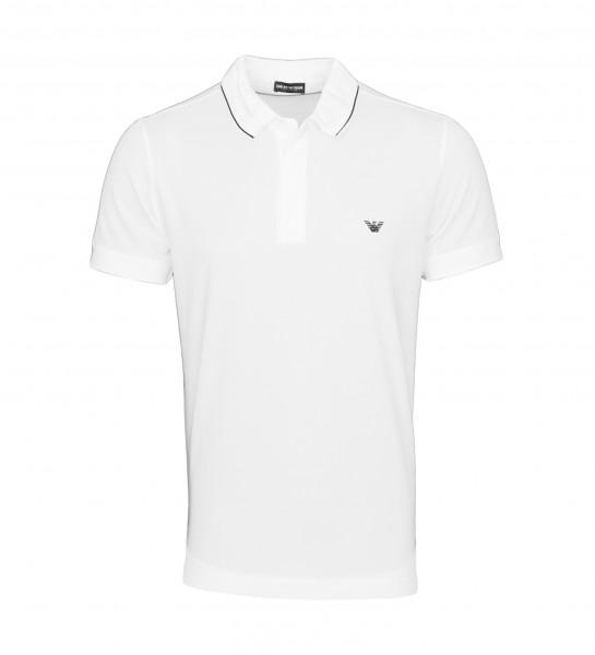 Emporio Armani Poloshirt Polo 211804 0P461 00010 white