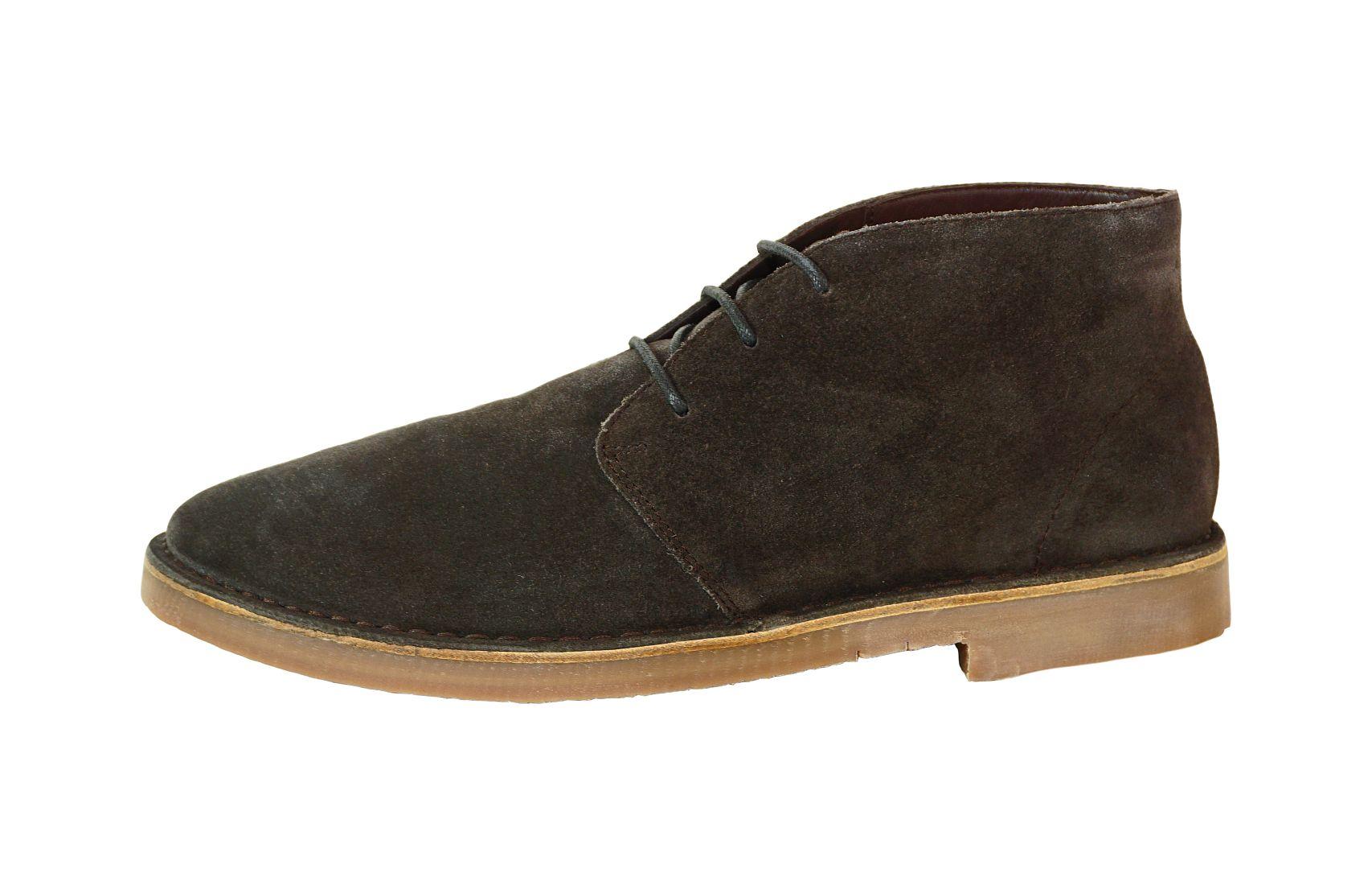 Armani Jeans Schuhe Stiefel Boot 935056 CC510 04552 brown after DA HW16-AJn