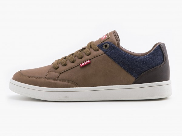 Levi's Sneakers BILLY 231206-1705-28 BROWN SH19-L1