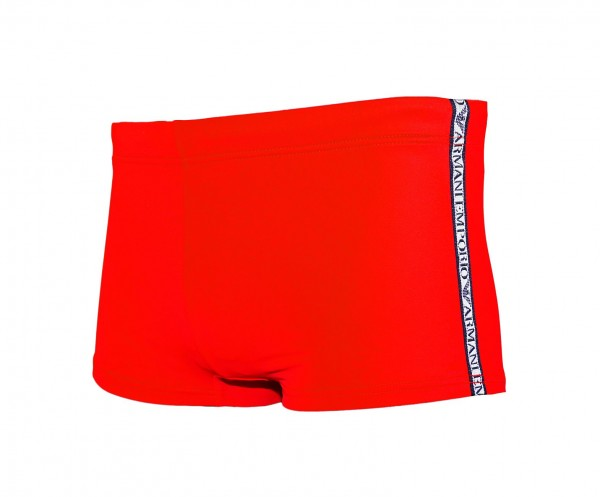 Emporio Armani Badehose Trunk 211725 9P400 00074 red SS19-EAB1