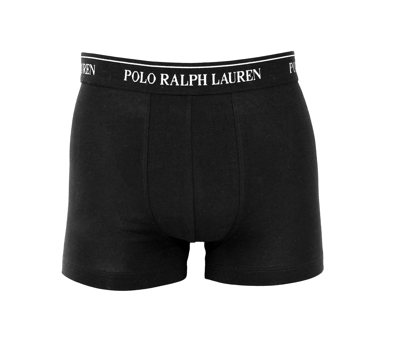3 er Pack Ralph Lauren Shorts Unterhosen Pouch Trunks schwarz 251 U3PPTBSHC2A HW16