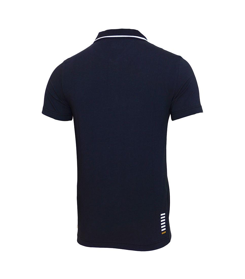 EA7 EMPORIO ARMANI Shirt T-Shirt Poloshirt 6XPF51 PJ03Z 1578 blu notte HW16