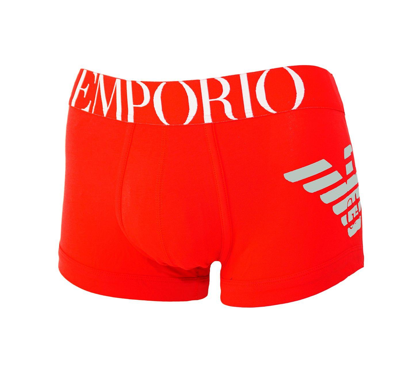 Emporio Armani Trunk Unterhose Short 111866 8P725 17574 TANGO RED F18-EAT2