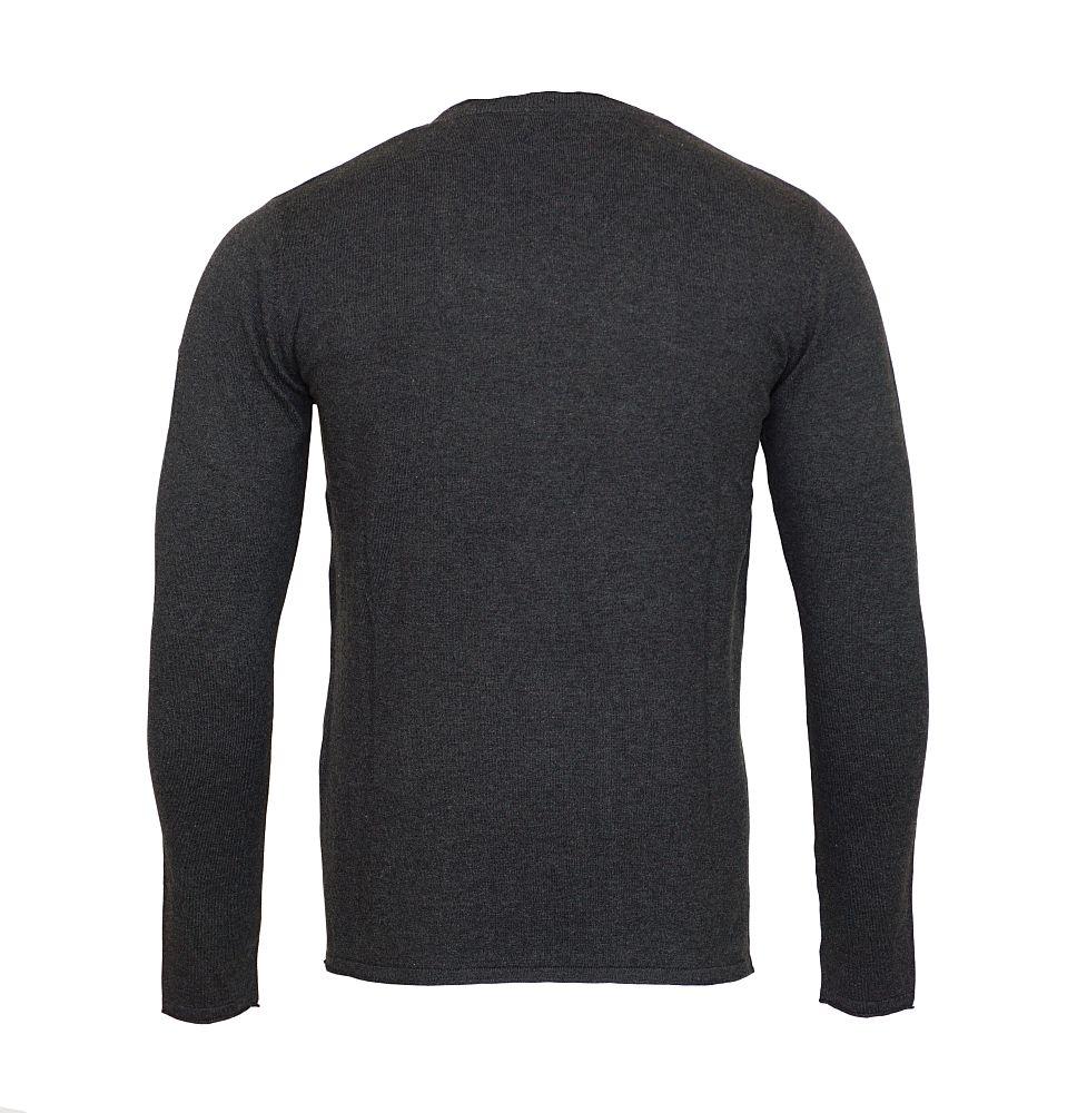 Tom Tailor Pullover Herrenpullover Casual Crew Neck Sweater 3020858 00 10 2572 dunkelgrau HW16
