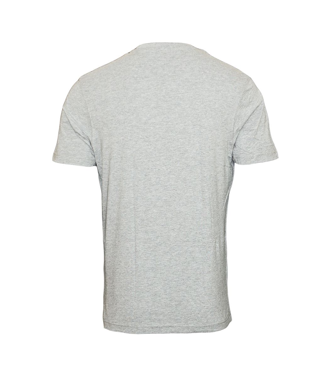 Daniel Hechter 2er Pack T-Shirts V-Ausschnitt 76002 172972 910 grau SH17-DH2P