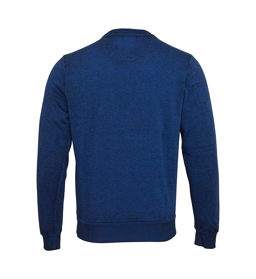 Petrol Industries Sweater Pullover Longsleeve blau Round Neck MFW16 SWR421 524 HW16-1nSP