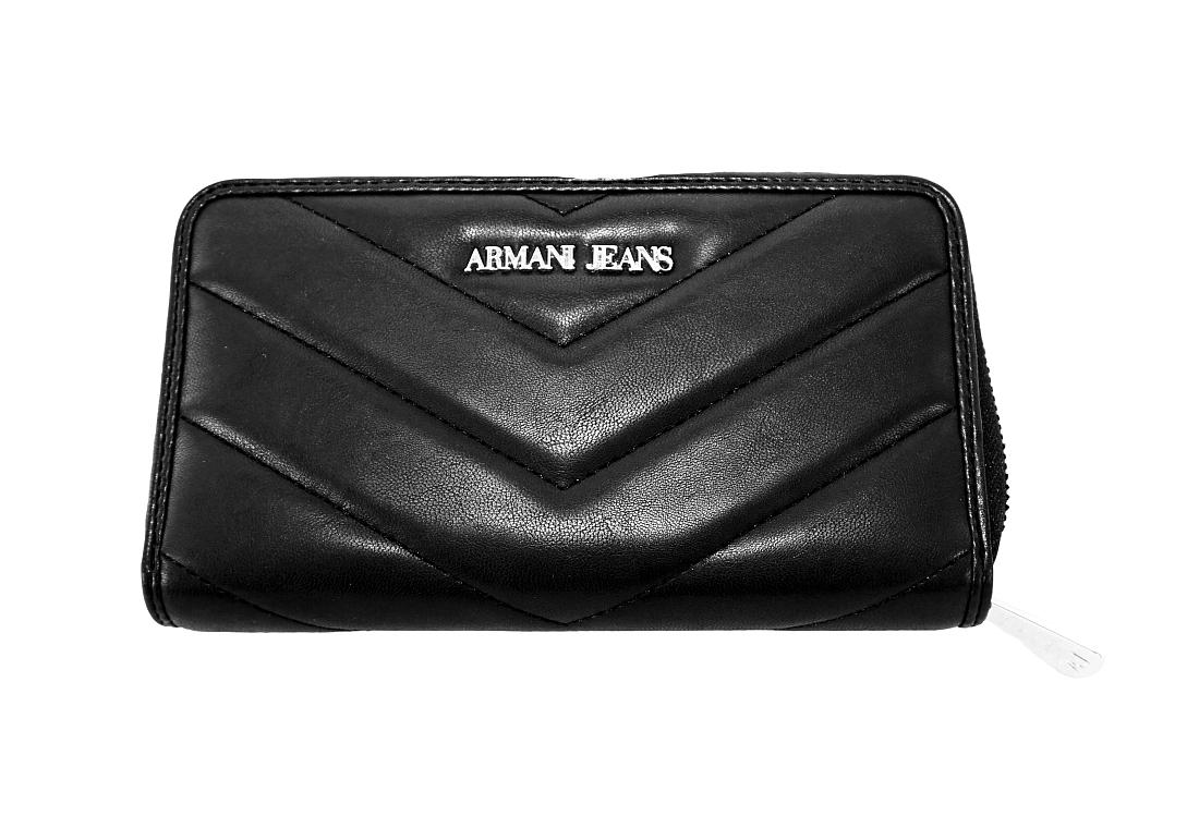 Armani Jeans Geldbörse Börse 928032 6A718 00020 nero HW16