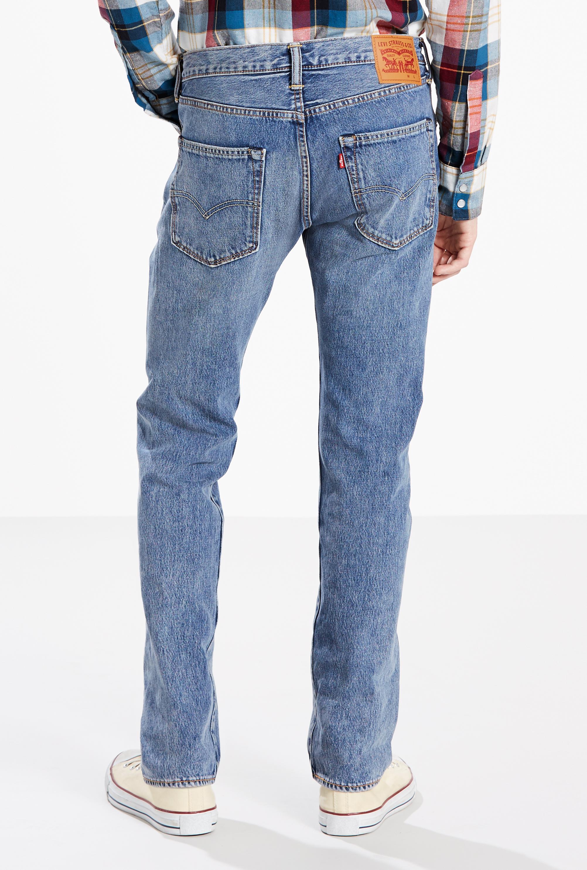LEVIS Jeanshose Jeans 29507-0011 502 REGULAR TAPER CITYPARK W18-LJJ1