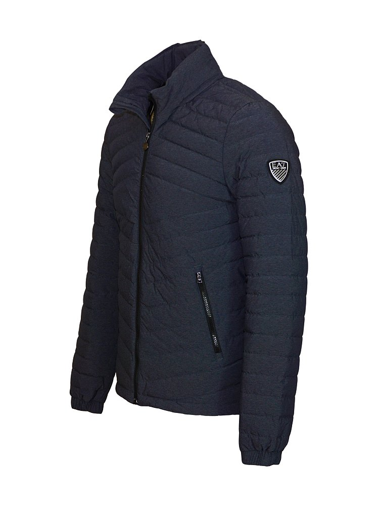 EA7 Emporio Armani Jacke Daunenjacke Down Jacket 6XPB04 PN25Z 1578 Blu Notte HW16-EA4