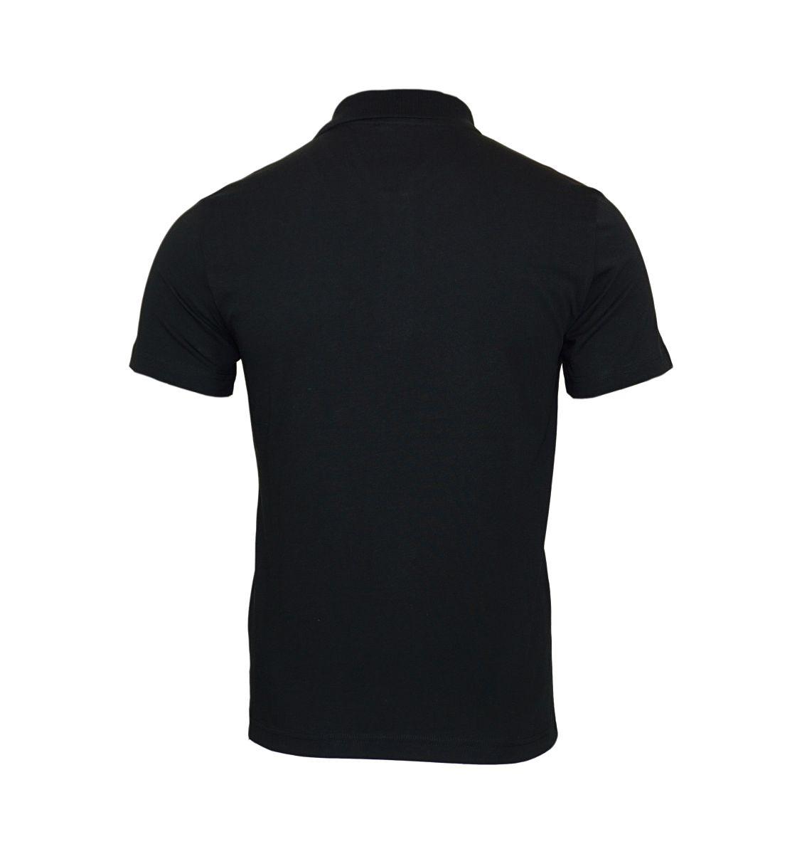 EA7 Emporio Armani Shirt Poloshirt 8NPF01 PJ48Z 1200 Black HW17-EAPS1