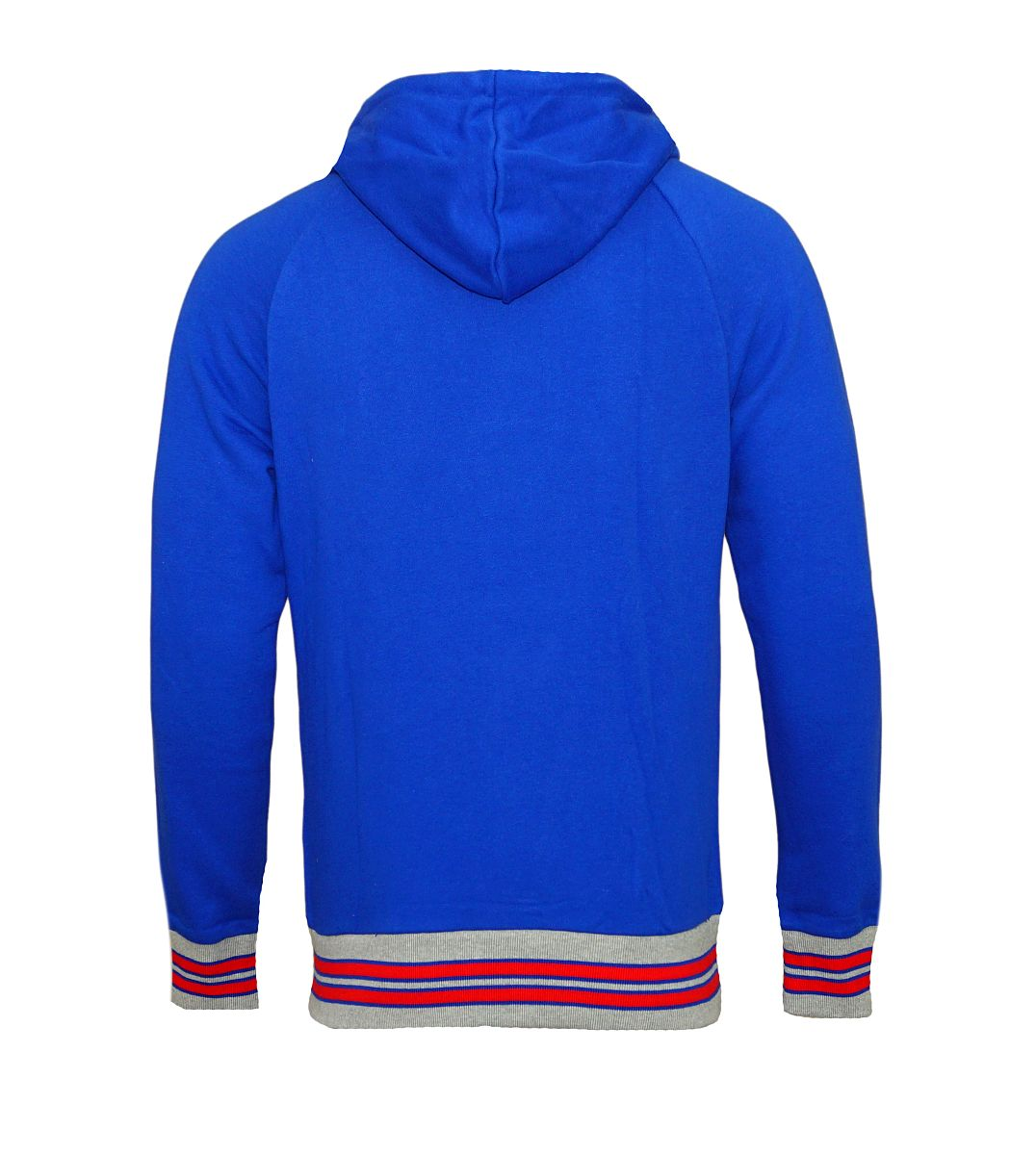 GUESS Pullover Sweater mit Kapuze Hooded U74Q00FL 00E A743 blau HW17-GSW1