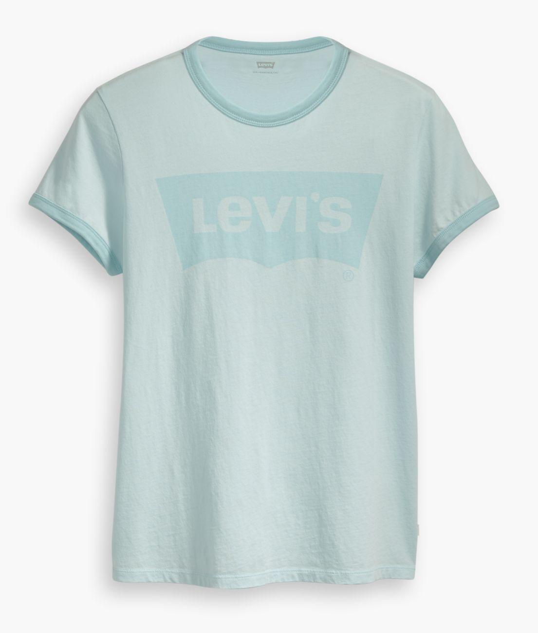 LEVIS Shirts f. Damen T-Shirt 35793-0008 mint W18-LDT1