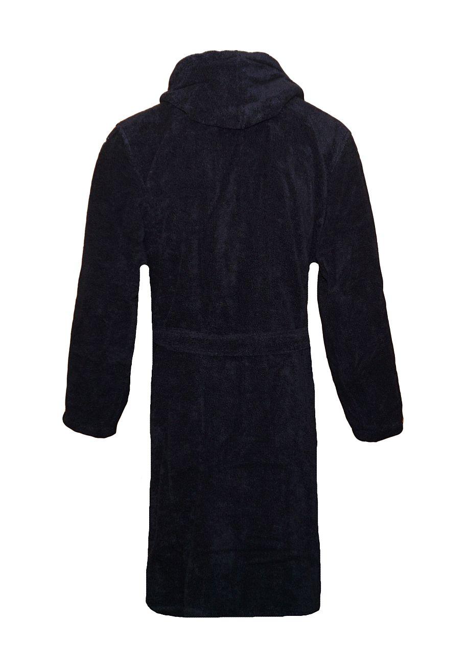 Emporio Armani Bademantel Hooded Bathrobe 110799 8P591 00135 SH18-EAB1