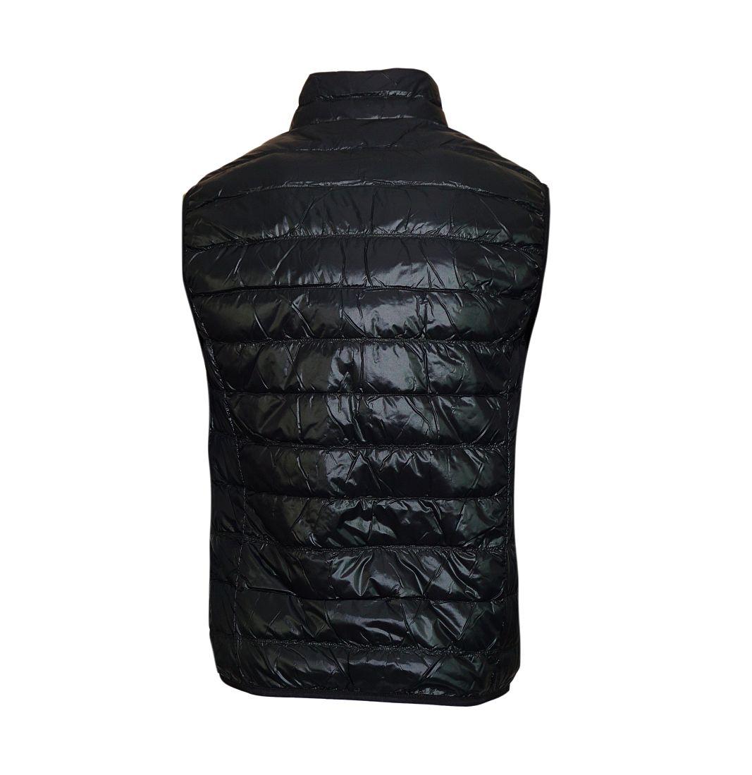 EA7 Emporio Armani Weste Down Jacket 8NPQ01 PN29Z 1200 Black schwarz S17-EA7W1