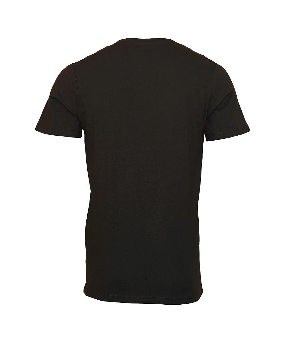 Jack & Jones Shirt T-Shirt Rundhals Jortraffic Raven 12123035 WF17-TJJ1