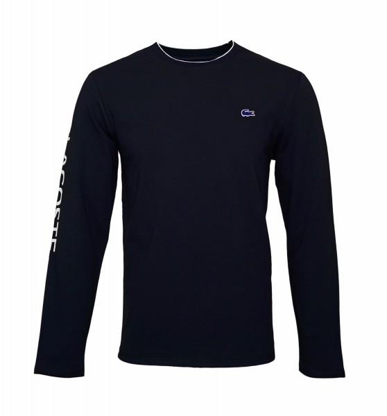 Lacoste Pullover Sweater Crew-Neck 169639 804 nightblue HW19-LC2