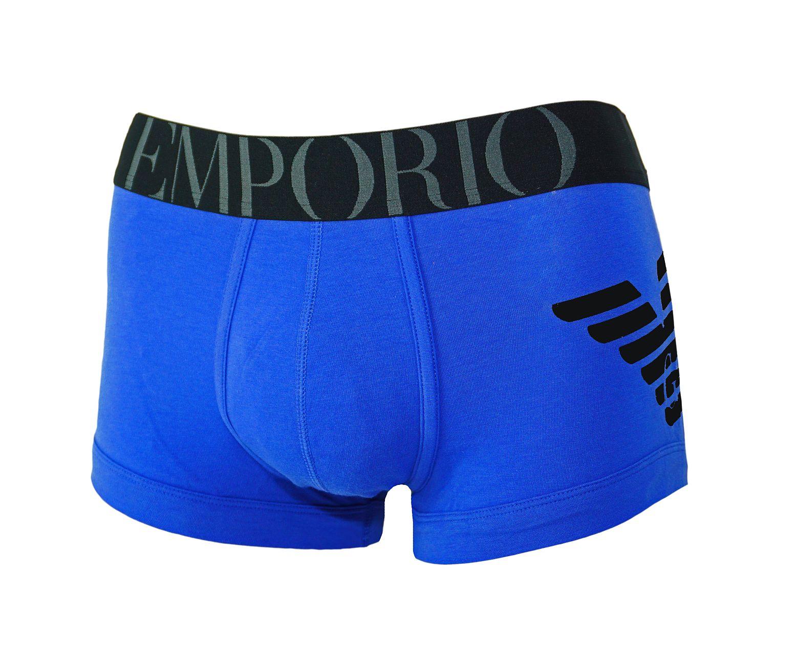 Emporio Armani Trunk Unterhose Short 111866 8P725 20533 ULTRAMARINE F18-EAT2