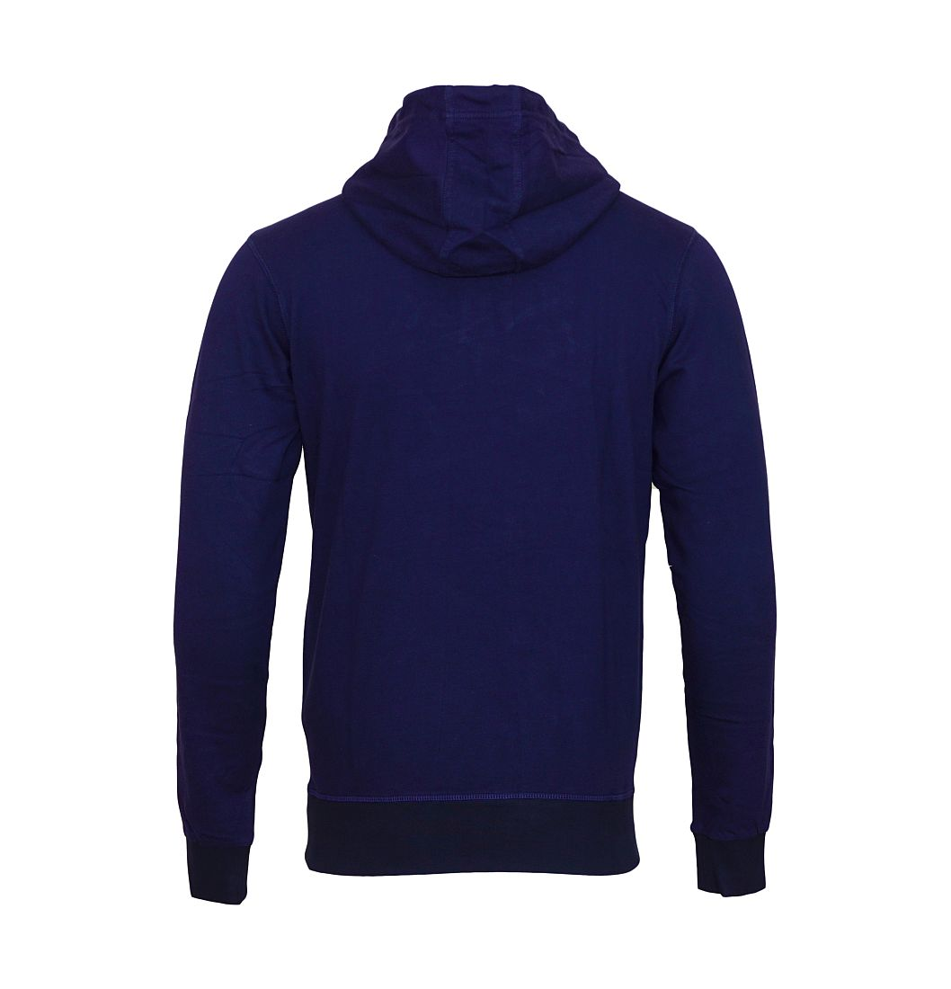 Petrol Industries Sweater Pullover Sweat Hooded blau MFW16 SWH390 584 mit Kapuze HW16-3sp