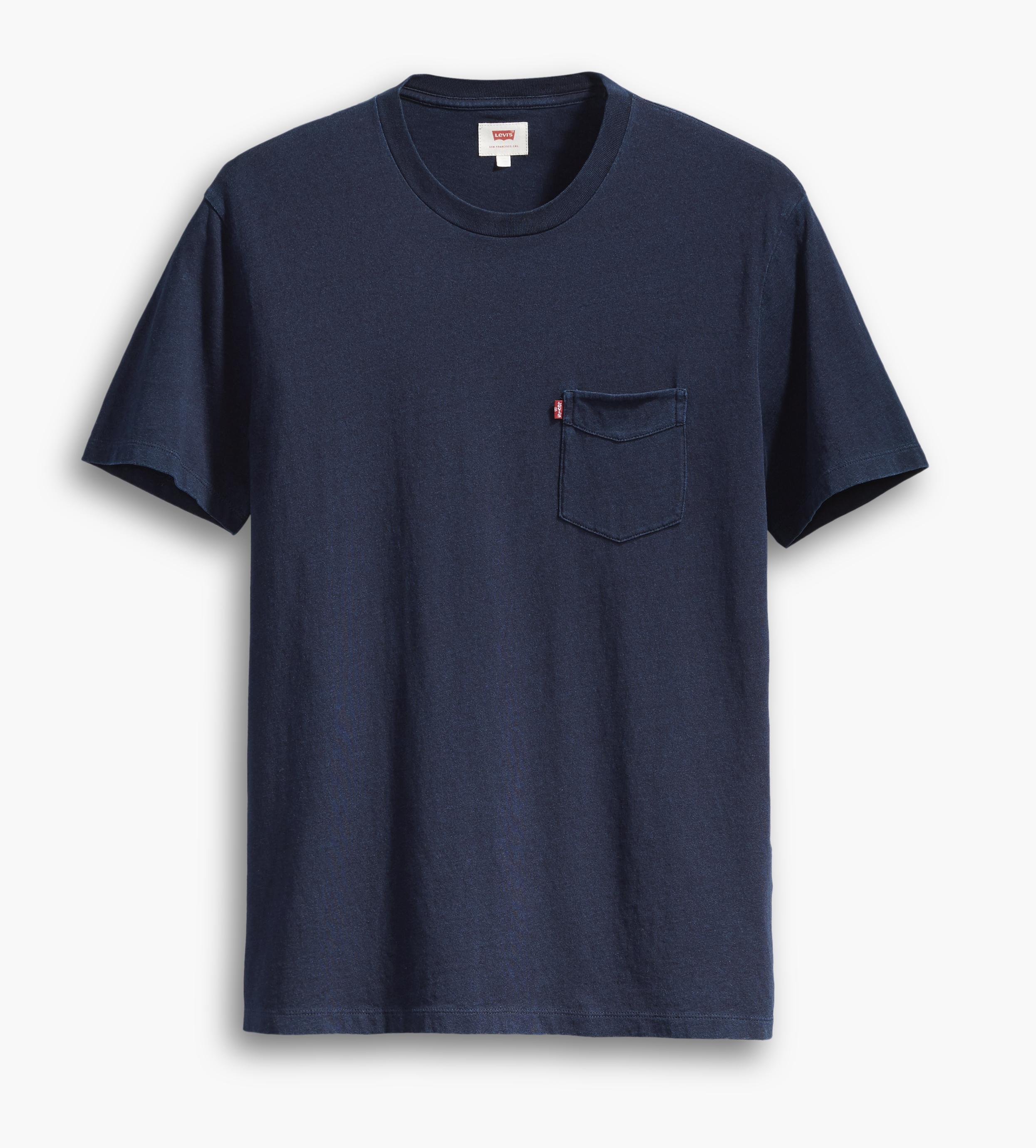LEVIS Shirts Rundhals T-Shirt 29813-0014 navy W18-LVT1
