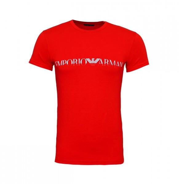 Emporio Armani T-Shirt Crew-Neck 111035 9A516 13174 red SH19-EAX1