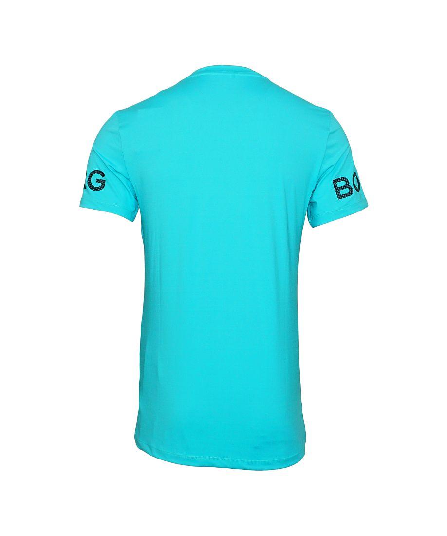 Björn Borg T-Shirt Palmer SS Tee 1721 1371 80701 Ceramic S17-BJBT1