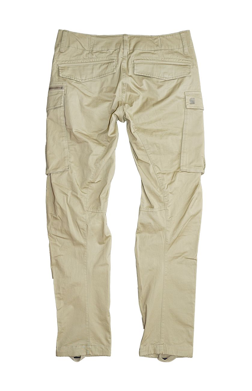 G-Star RAW Hose Rovic Zip 3D Straight Tapered D02190-5126-239 81 Dune F18-GSC1