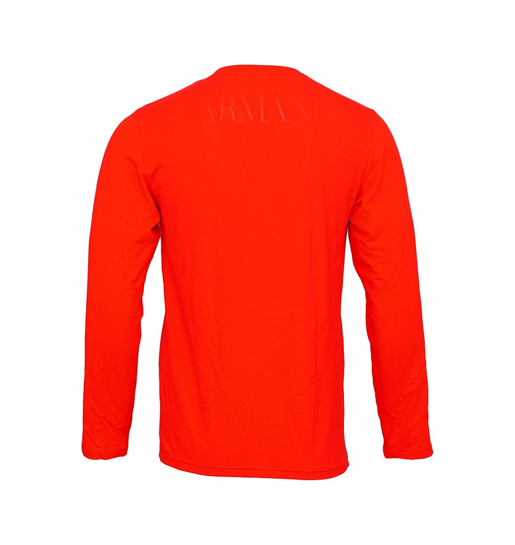 EMPORIO ARMANI Sweater Longsleeve 111653 6A516 00074 ROSSO HW16