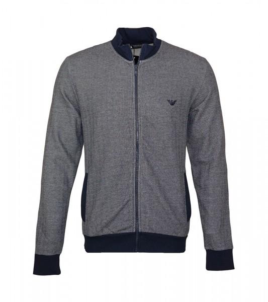 Emporio Armani Jacke Sweater Zip 111532 9P572 00135 navy WF19-EAS1