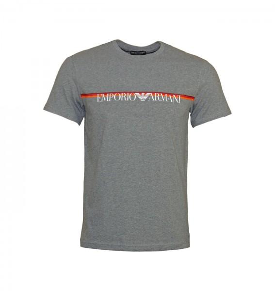 Emporio Armani T-Shirt Crew-Neck 110853 9A510 06749 grey WF20-EA4