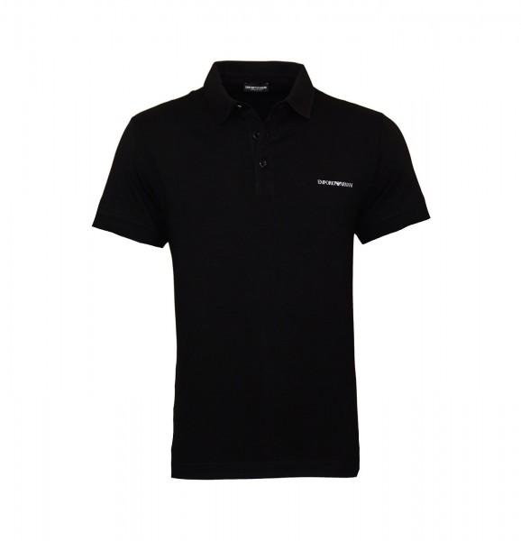 Emporio Armani Poloshirt Polo 211804 0P472 00020 Black WF20-EA4