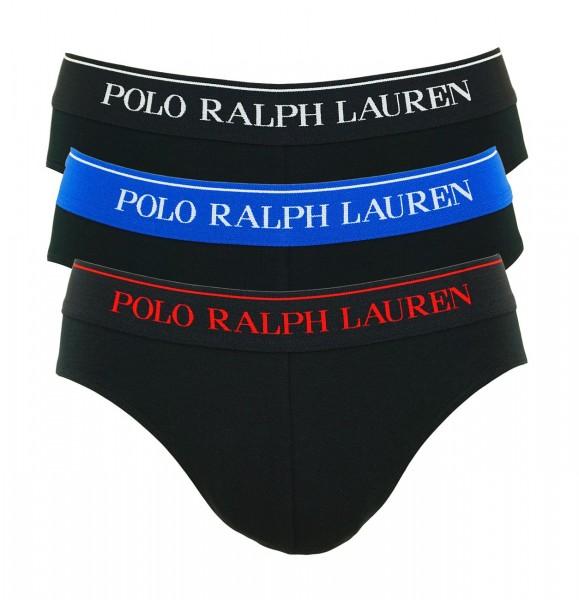Ralph Lauren 3er Pack Brief 71475401 1004 multicolor SH19-RL1