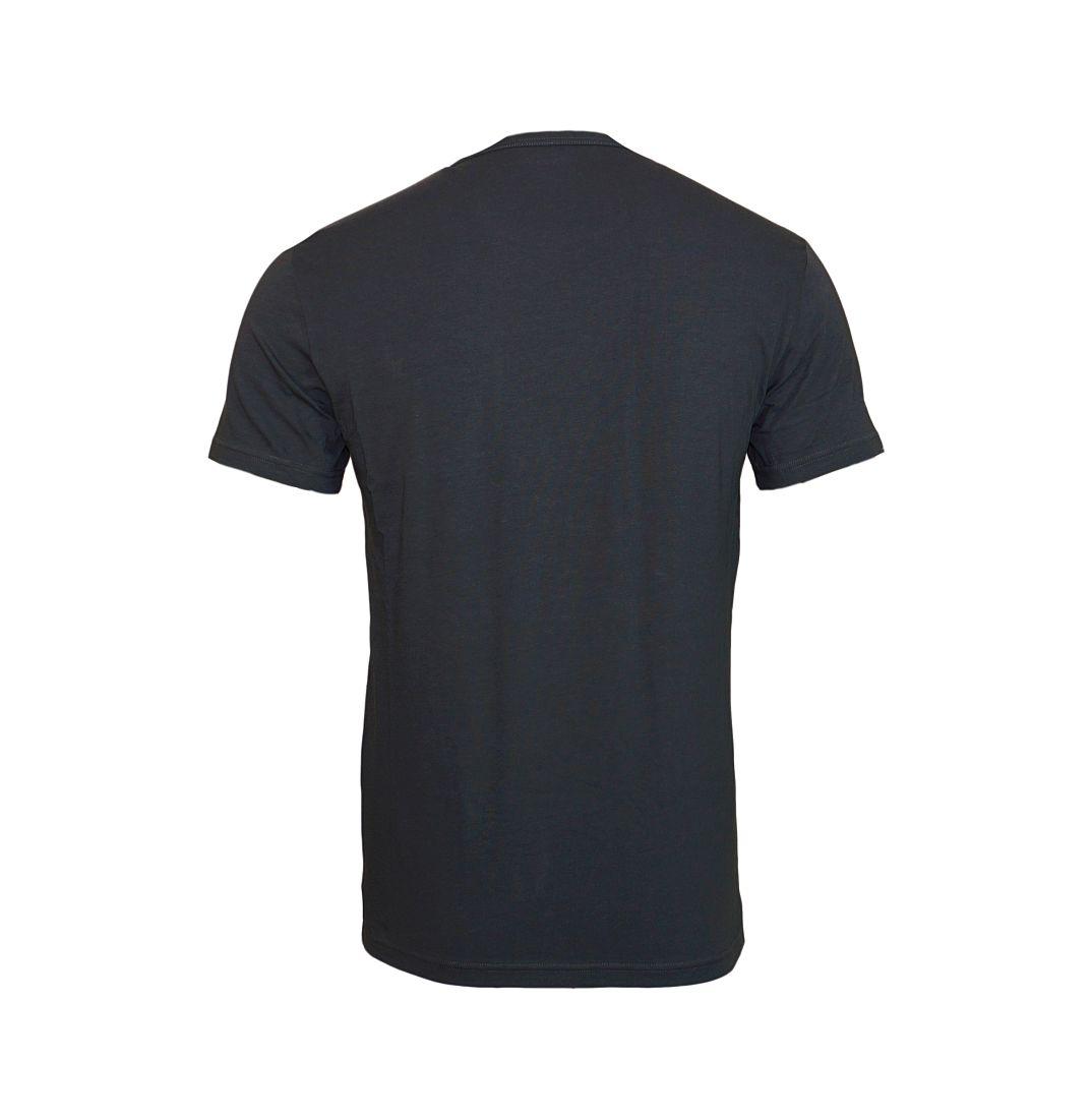 Emporio Armani 2er Pack T-Shirts Rundhals 111267 7A717 19044 FUMO/FUMO SH17-EA2PT