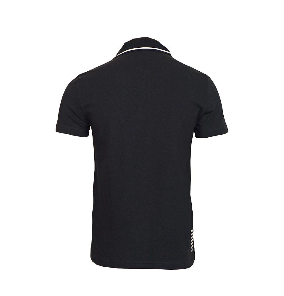 EA7 EMPORIO ARMANI Shirt T-Shirt Poloshirt MEN'S KNIT POLO dunkelblau 273193 6P601 02836