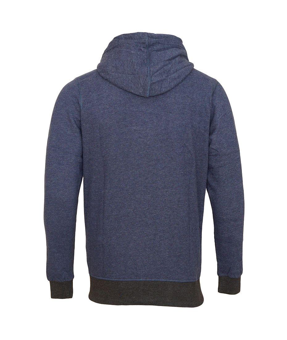 Petrol Industries Sweater Sweatjacke Hoodie blau MSPFW16 SWH850 590 HW16-2 mit Kapuze