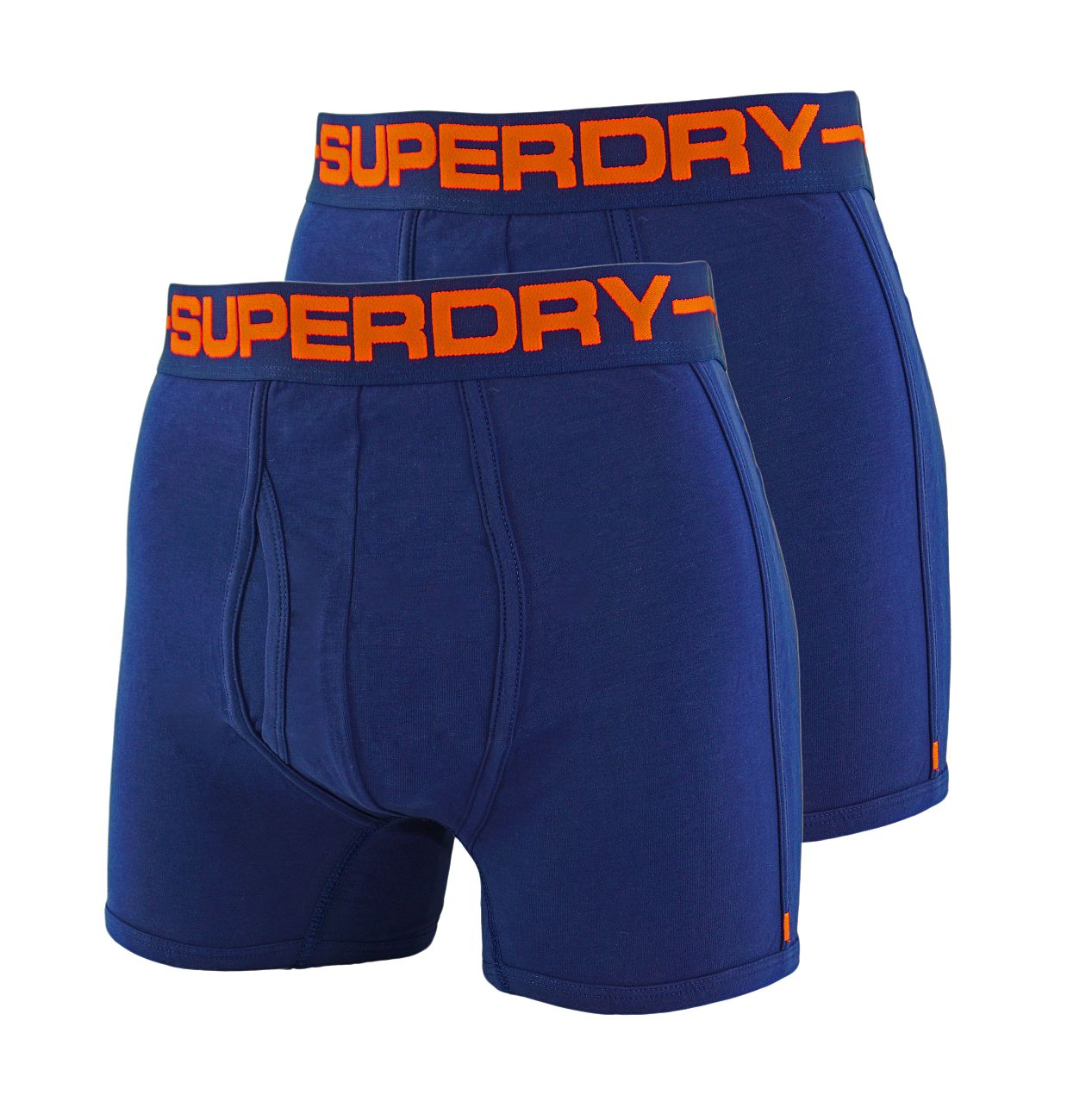 Superdry 3er Pack Boxershorts Sport Boxer M31000NS XAB Richest Navy F18-SDB1