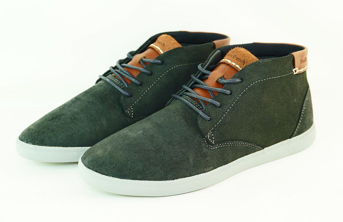 Boxfresh Schnürschuhe Schuhe Alvendon CH SDE E-15172 DK SHW Sneaker SH17-BFS1